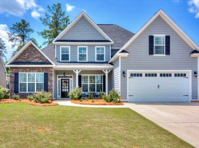 4174 Dewaal Street, Evans, GA 30809 (MLS #464797) :: Southeastern Residential