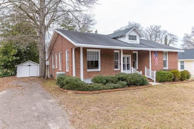 215 Church Street, Edgefield, SC 29824 (MLS #464810) :: Melton Realty Partners