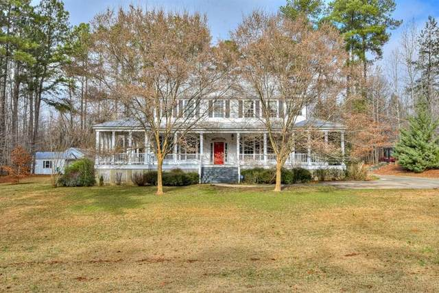 110 Elizabeth Drive, Washington, GA 30673 (MLS #464867) :: Shannon Rollings Real Estate