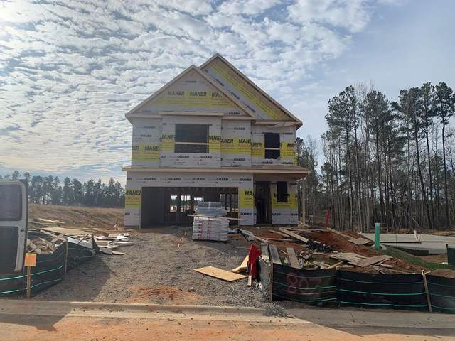 807 Elsie Drive, North Augusta, SC 29824 (MLS #464877) :: Young & Partners