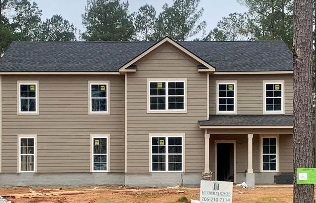 2007 Marks Road, Appling, GA 30802 (MLS #464894) :: Shaw & Scelsi Partners