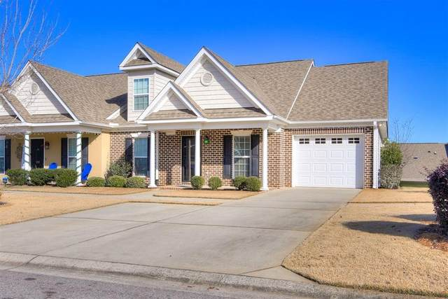 228 Harvester Drive, North Augusta, SC 29860 (MLS #464921) :: Shaw & Scelsi Partners