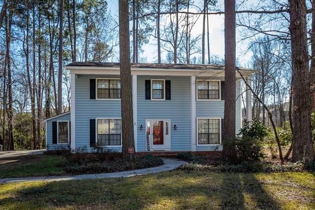 2939 Fox Hall Circle, Augusta, GA 30907 (MLS #465480) :: Young & Partners