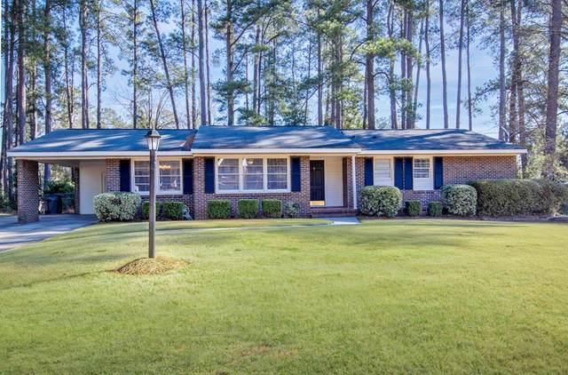2905 Hampshire Drive, Augusta, GA 30909 (MLS #465536) :: Shannon Rollings Real Estate