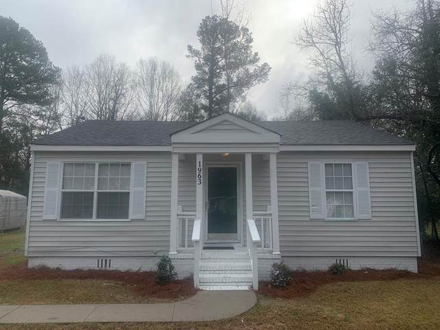 1963 Piedmont Street, Augusta, GA 30906 (MLS #465553) :: Tonda Booker Real Estate Sales