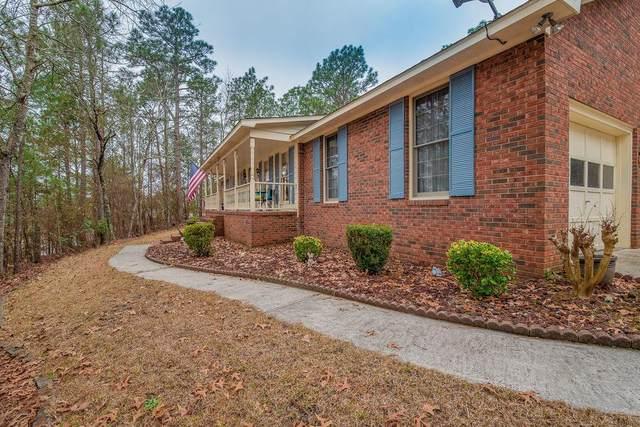 135 Springwood Drive, Aiken, SC 29803 (MLS #465835) :: Melton Realty Partners