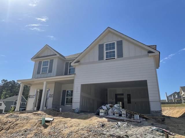 1704 Stablebridge Way, Evans, GA 30809 (MLS #465838) :: Melton Realty Partners