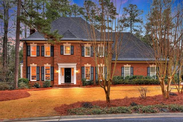60 Conifer Circle, Augusta, GA 30909 (MLS #465967) :: Shaw & Scelsi Partners