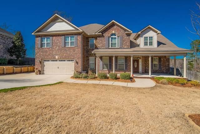 720 Spotswood Drive, Evans, GA 30809 (MLS #466060) :: Shaw & Scelsi Partners