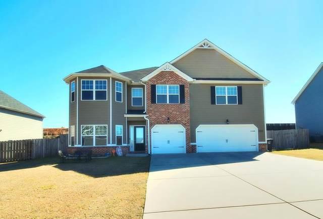 5012 Vine Lane, Grovetown, GA 30813 (MLS #466214) :: McArthur & Barnes Partners | Meybohm Real Estate