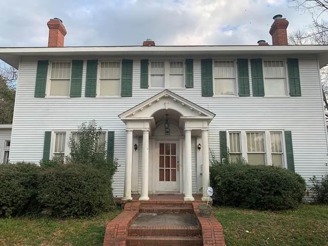 640 E 7th Street E, Waynesboro, GA 30830 (MLS #466295) :: Rose Evans Real Estate
