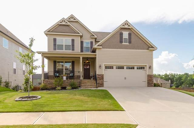 4824 Tanner Oaks Drive, Evans, GA 30809 (MLS #466301) :: Melton Realty Partners
