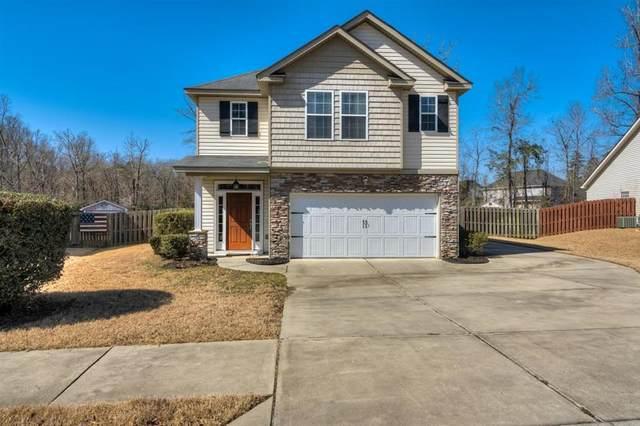 903 Oak Park Loop, Grovetown, GA 30813 (MLS #466315) :: Shaw & Scelsi Partners