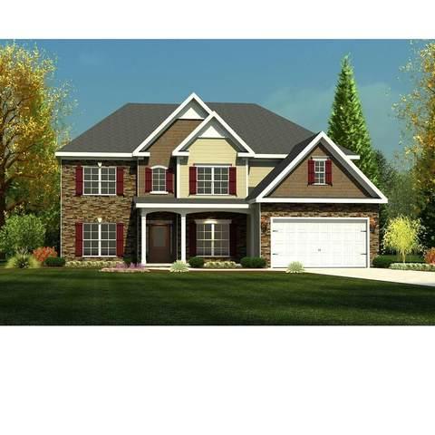 3081 Rosewood Drive, Evans, GA 30809 (MLS #466321) :: Southeastern Residential