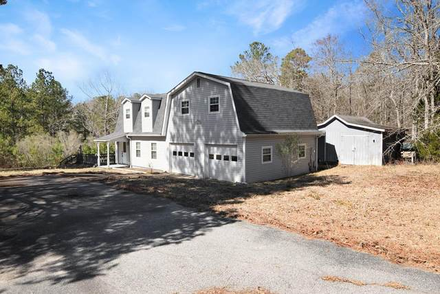 3084 Martintown Road, Edgefield, SC 29824 (MLS #466377) :: Better Homes and Gardens Real Estate Executive Partners