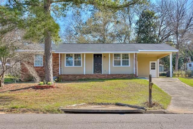 2520 E Kensington Drive E, Augusta, GA 30906 (MLS #466389) :: Southeastern Residential