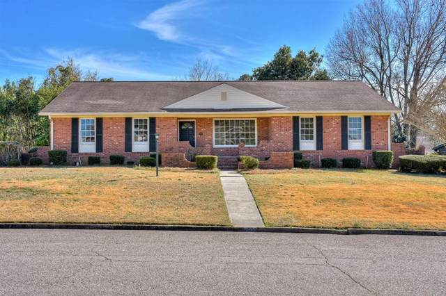 4508 Zola Drive, Evans, GA 30809 (MLS #466496) :: Shannon Rollings Real Estate