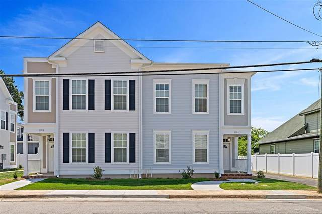 1110 A Florence Street, Augusta, GA 30901 (MLS #466500) :: McArthur & Barnes Partners | Meybohm Real Estate