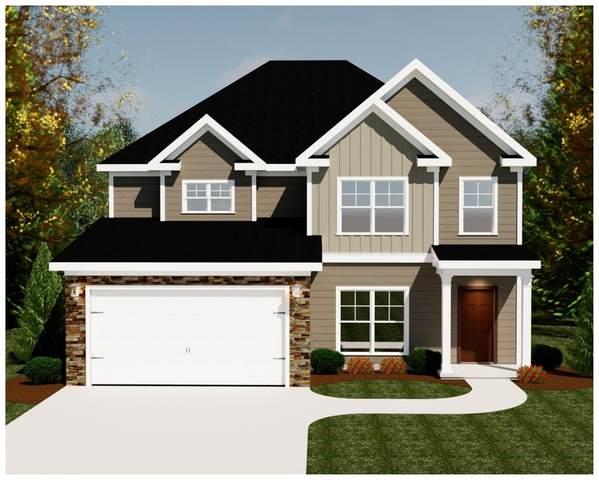 2528 Traverse Trail, Evans, GA 30809 (MLS #466529) :: Shannon Rollings Real Estate