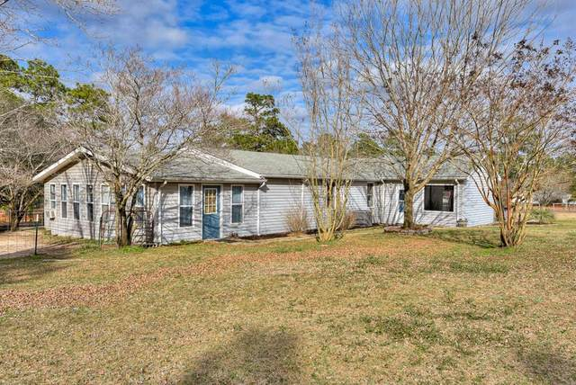 1268 Powell Pond Road, Aiken, SC 29801 (MLS #466594) :: RE/MAX River Realty