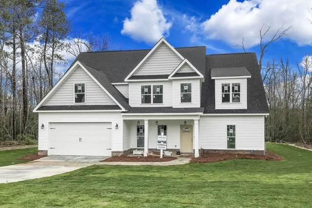 2426 Lake Greenwood Drive, North Augusta, SC 29841 (MLS #466615) :: The Starnes Group LLC