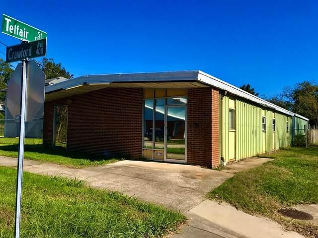428 Crawford Avenue, Augusta, GA 30904 (MLS #466782) :: RE/MAX River Realty