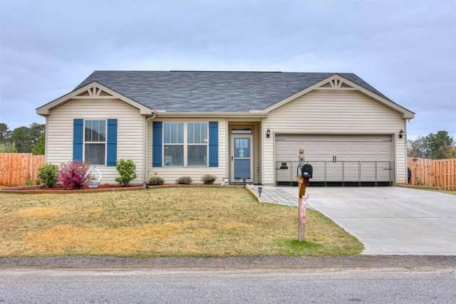598 Brewer Drive, Aiken, SC 29803 (MLS #466991) :: McArthur & Barnes Partners   Meybohm Real Estate