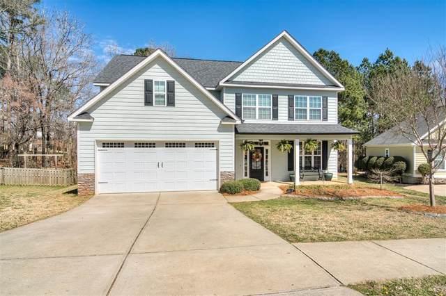 1215 Greenwich Pass, Grovetown, GA 30813 (MLS #467006) :: McArthur & Barnes Partners | Meybohm Real Estate