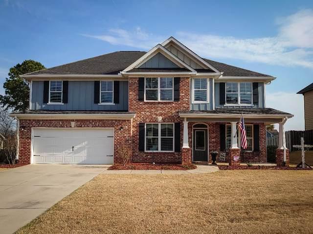 317 Amersham Way, Evans, GA 30809 (MLS #467060) :: Southeastern Residential