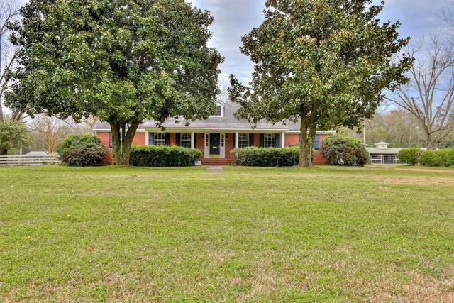 41 Chime Bell Church Road, Aiken, SC 29803 (MLS #467154) :: Melton Realty Partners