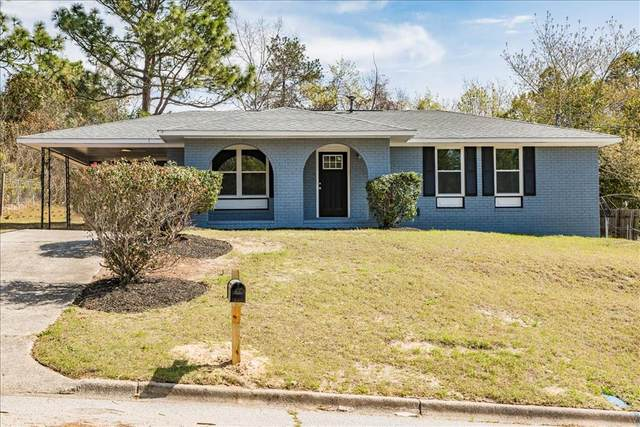 3025 Mistletoe Avenue, Hephzibah, GA 30815 (MLS #467176) :: McArthur & Barnes Partners | Meybohm Real Estate