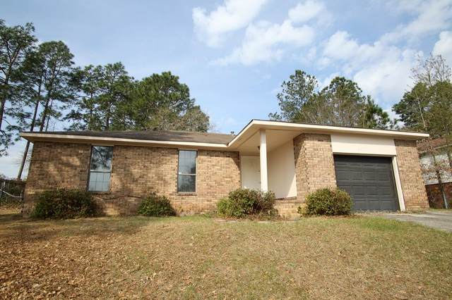 2617 Claymont Road, Hephzibah, GA 30815 (MLS #467199) :: McArthur & Barnes Partners | Meybohm Real Estate