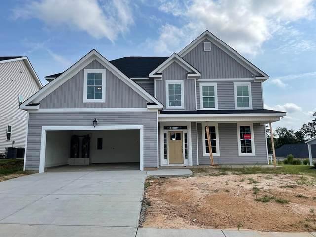 437 Arrowwood Drive, Grovetown, GA 30813 (MLS #467312) :: For Sale By Joe | Meybohm Real Estate