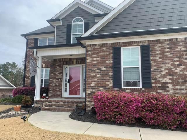 442 Weyanoke Drive, Evans, GA 30809 (MLS #467378) :: Better Homes and Gardens Real Estate Executive Partners