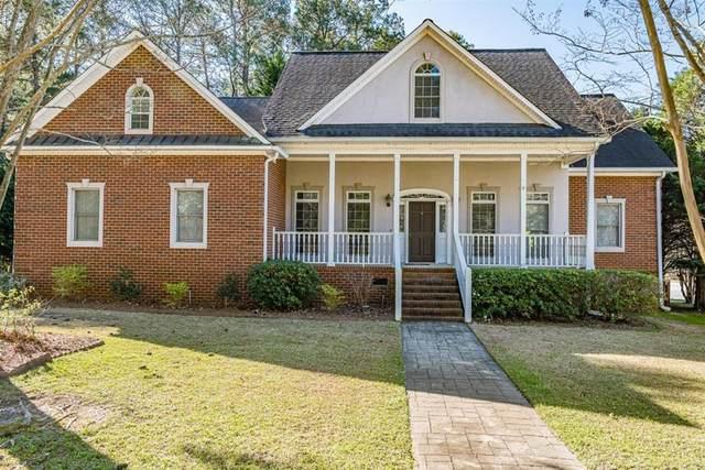 703 Rocky Branch Lane, Evans, GA 30809 (MLS #467437) :: McArthur & Barnes Partners | Meybohm Real Estate
