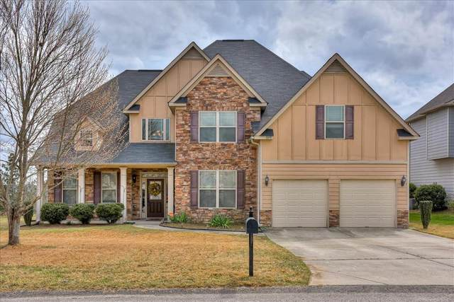 169 Fioli Circle, Graniteville, SC 29829 (MLS #467535) :: McArthur & Barnes Partners | Meybohm Real Estate
