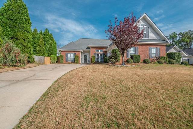 252 Southbank Drive, Aiken, SC 29803 (MLS #467552) :: McArthur & Barnes Partners | Meybohm Real Estate