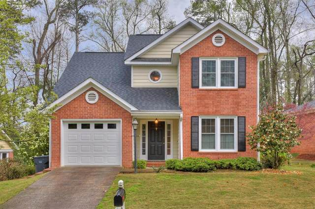 356 Old Salem Way, Martinez, GA 30907 (MLS #467646) :: The Starnes Group LLC