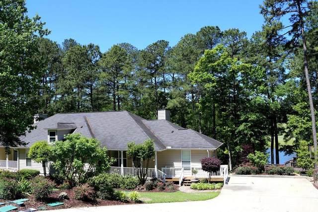 8 Caravel Circle, McCormick, SC 29835 (MLS #467685) :: McArthur & Barnes Partners | Meybohm Real Estate