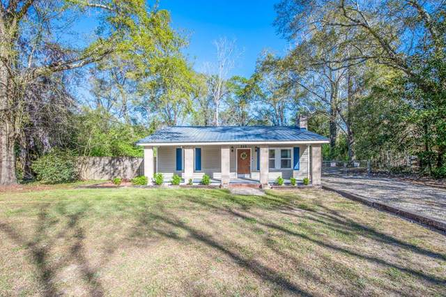 285 Carline Road, Warrenville, SC 29834 (MLS #467889) :: McArthur & Barnes Partners | Meybohm Real Estate