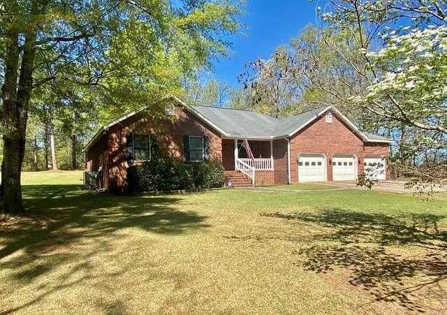 126 Deerwood Drive, Waynesboro, GA 30830 (MLS #468004) :: McArthur & Barnes Partners | Meybohm Real Estate