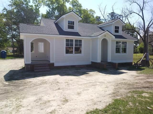 341 Gordon Street, Thomson, GA 30824 (MLS #468157) :: REMAX Reinvented | Natalie Poteete Team
