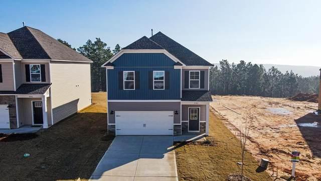 816 Delta Lane, Aiken, SC 29801 (MLS #468307) :: Southeastern Residential