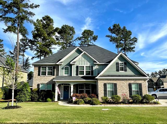 1202 Cypress Trail, Evans, GA 30809 (MLS #468417) :: Better Homes and Gardens Real Estate Executive Partners