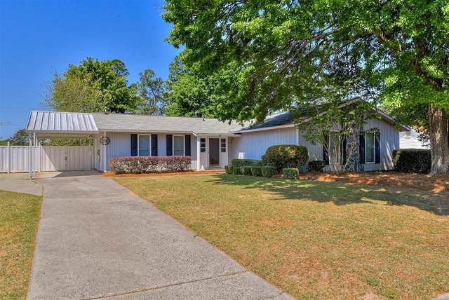 208 Cavalier Drive, Martinez, GA 30907 (MLS #468466) :: For Sale By Joe | Meybohm Real Estate
