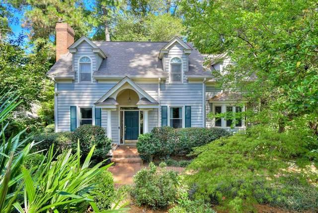 1506 SW Dibble Road, Aiken, SC 29801 (MLS #468467) :: McArthur & Barnes Group | Meybohm Real Estate