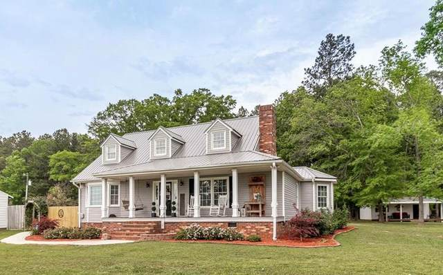 1587 Clary Cut Road, Harlem, GA 30814 (MLS #468532) :: McArthur & Barnes Partners | Meybohm Real Estate