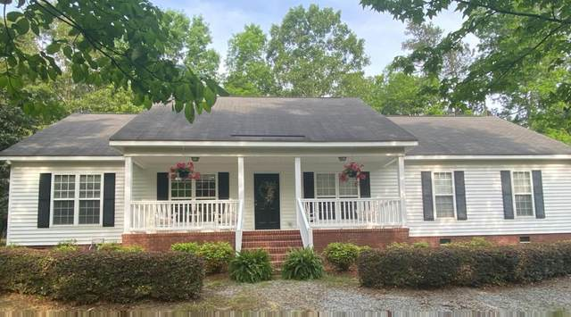 1447 Mount Pleasant Road Sw, Thomson, GA 30824 (MLS #468581) :: McArthur & Barnes Partners | Meybohm Real Estate