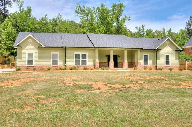 3024 Grey Fox Drive, Hephzibah, GA 30815 (MLS #468649) :: McArthur & Barnes Partners | Meybohm Real Estate