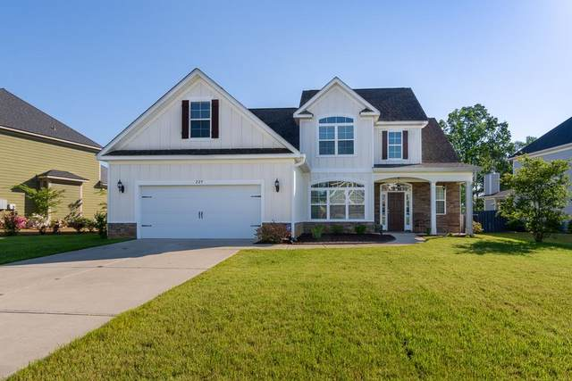 229 Edenbridge Way, Evans, GA 30809 (MLS #468653) :: Southeastern Residential